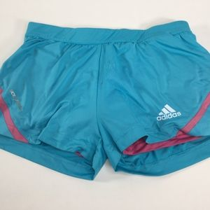 Womens Adidas Barricade Tennis Shorts